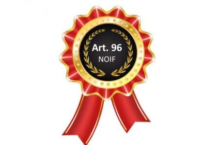 Il nuovo premio di preparazione (Art. 96 NOIF)